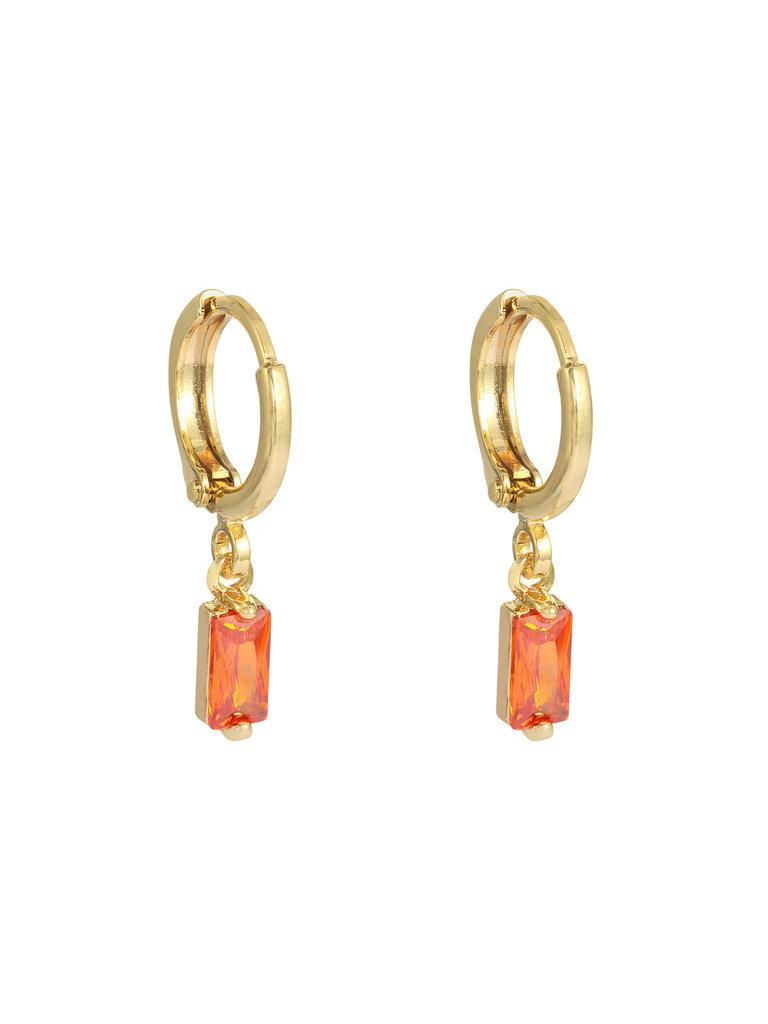LADYLIKE FASHION Earrings Endless Gold