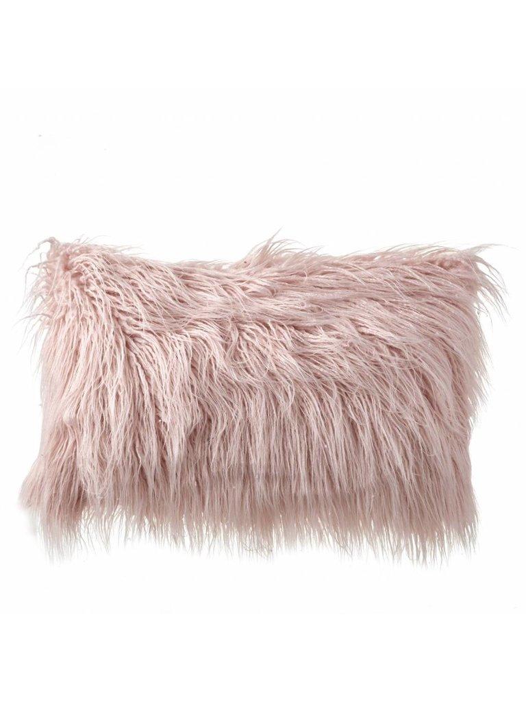KITCHEN TREND PRODUCTS - LADYLIKE FASHION Cushion Fluffy Pink