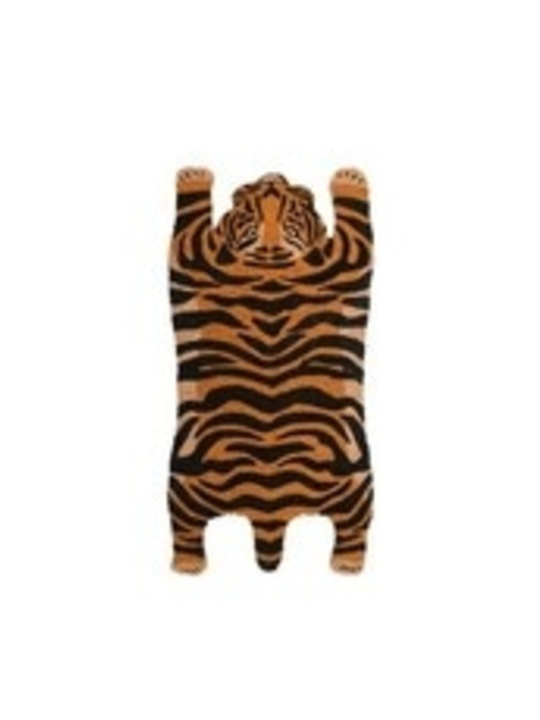 BEST FOR BOOTS Doormat Tiger