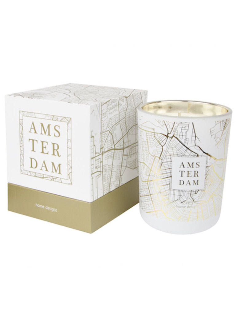 HOME DELIGHT - LADYLIKE FASHION Scented Candle Amsterdam