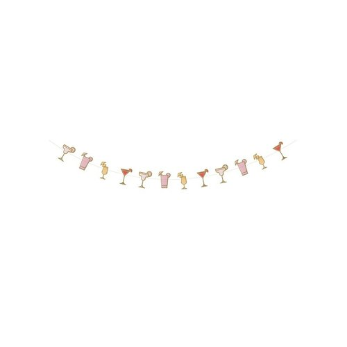 & KLEVERING Cocktail Garland