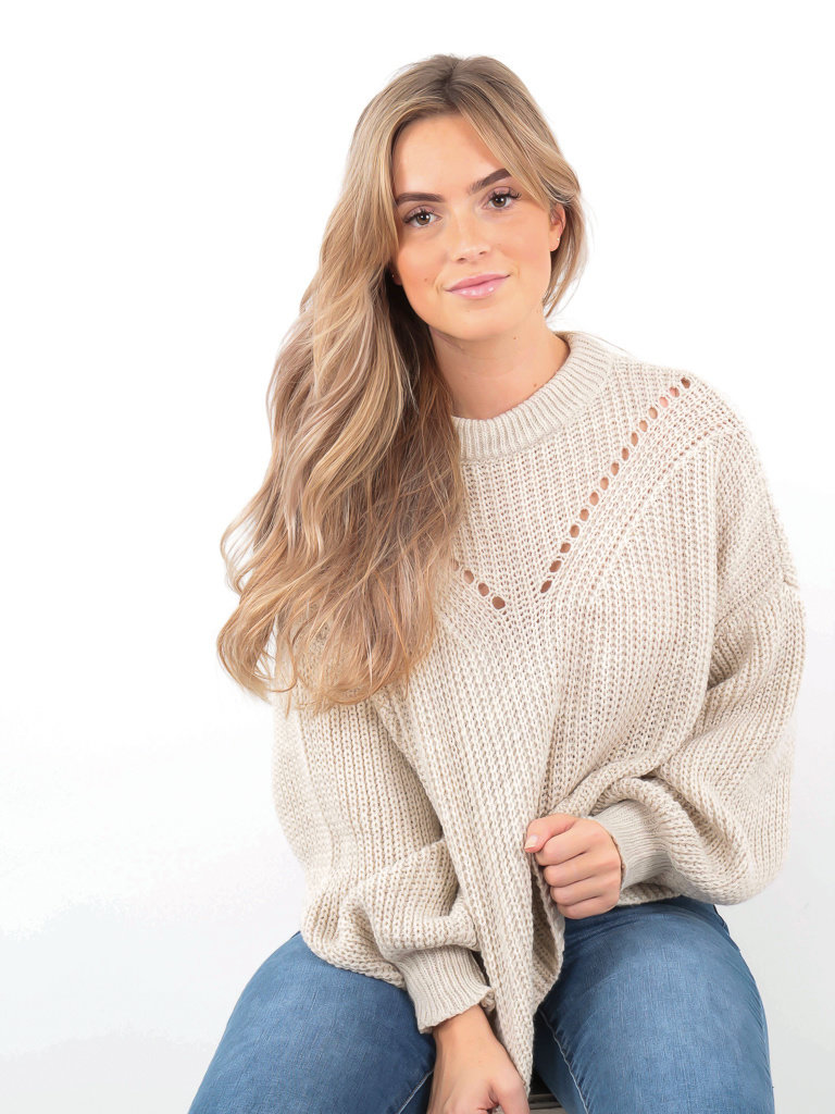 LADYLIKE FASHION Jumper Ecru
