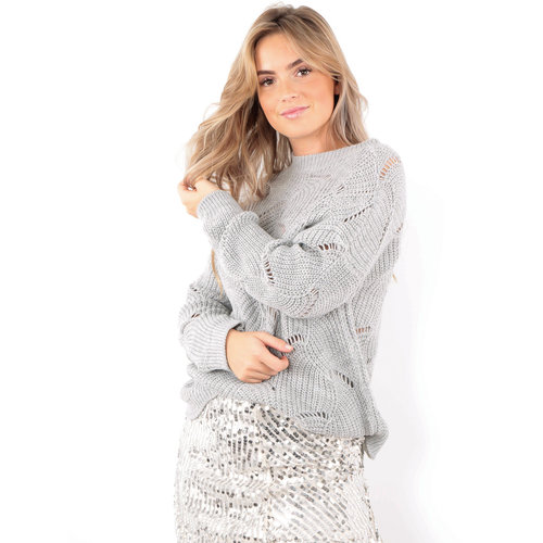 LADYLIKE FASHION Jumper Grey