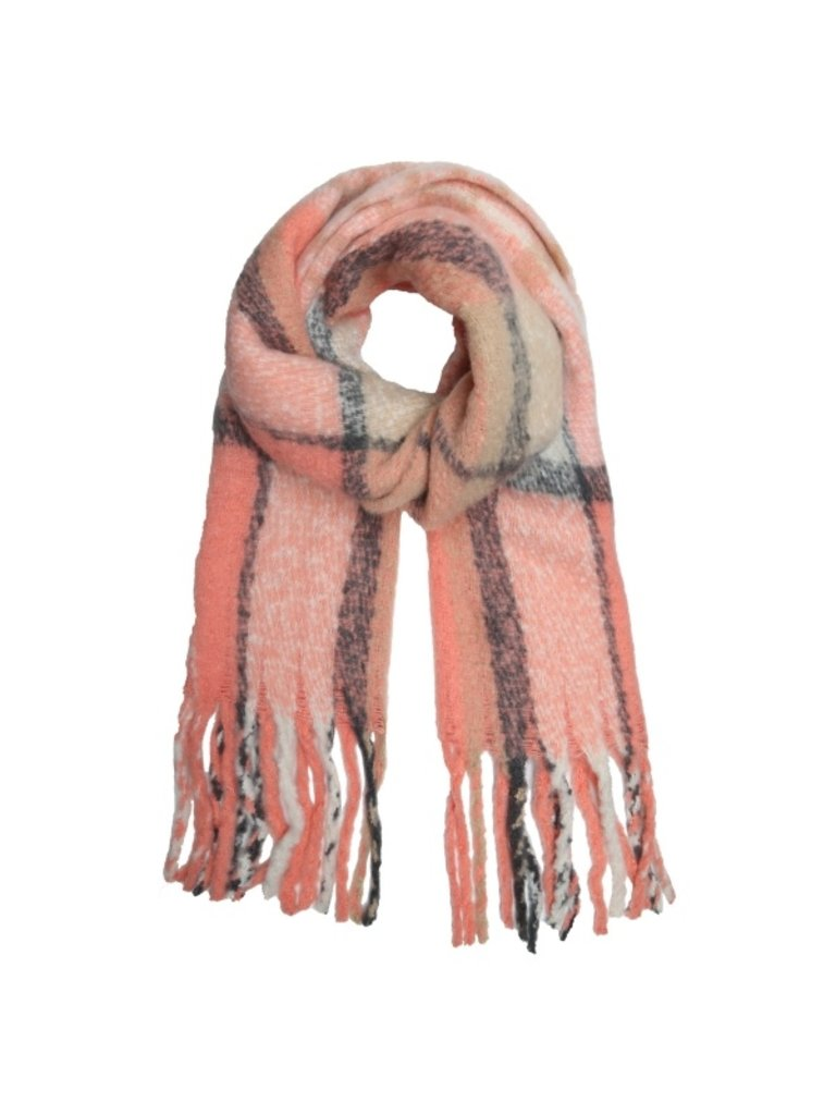 LADYLIKE THE LABEL Scarf Keep Me Warm Pink