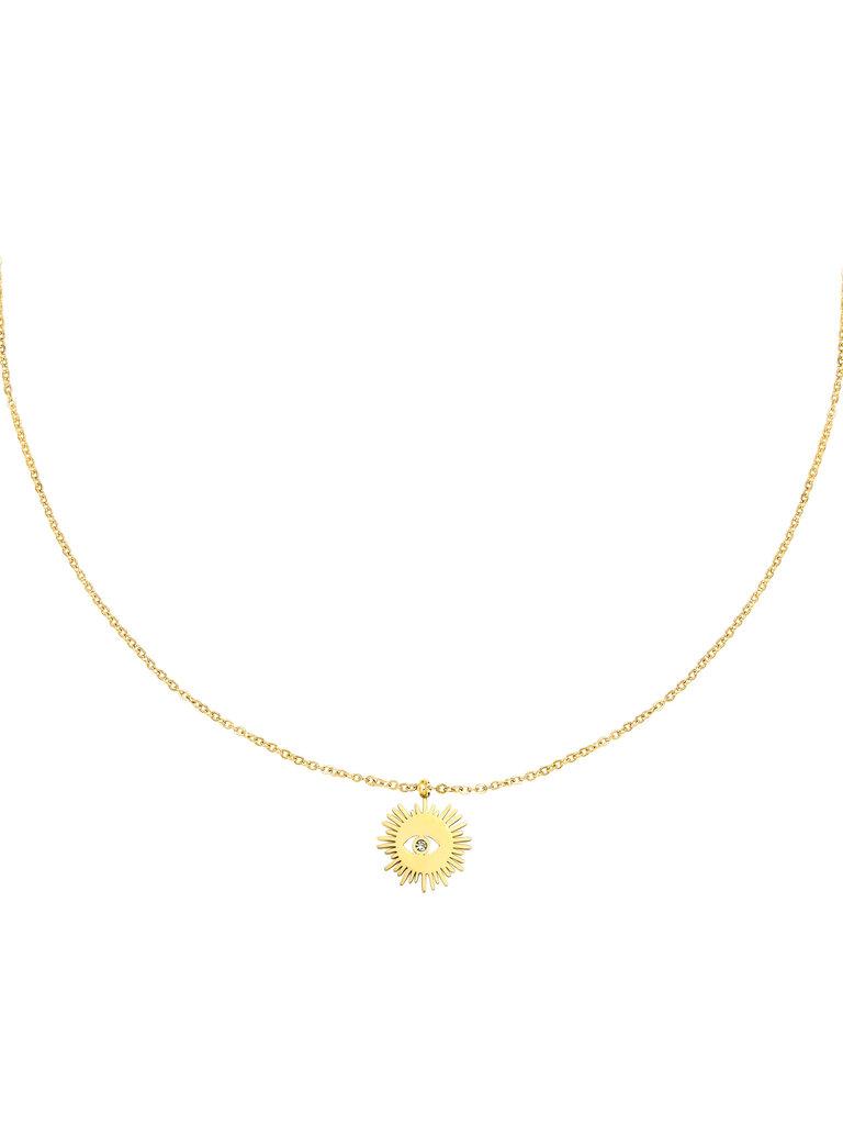 LADYLIKE THE LABEL Necklace Shining Eye