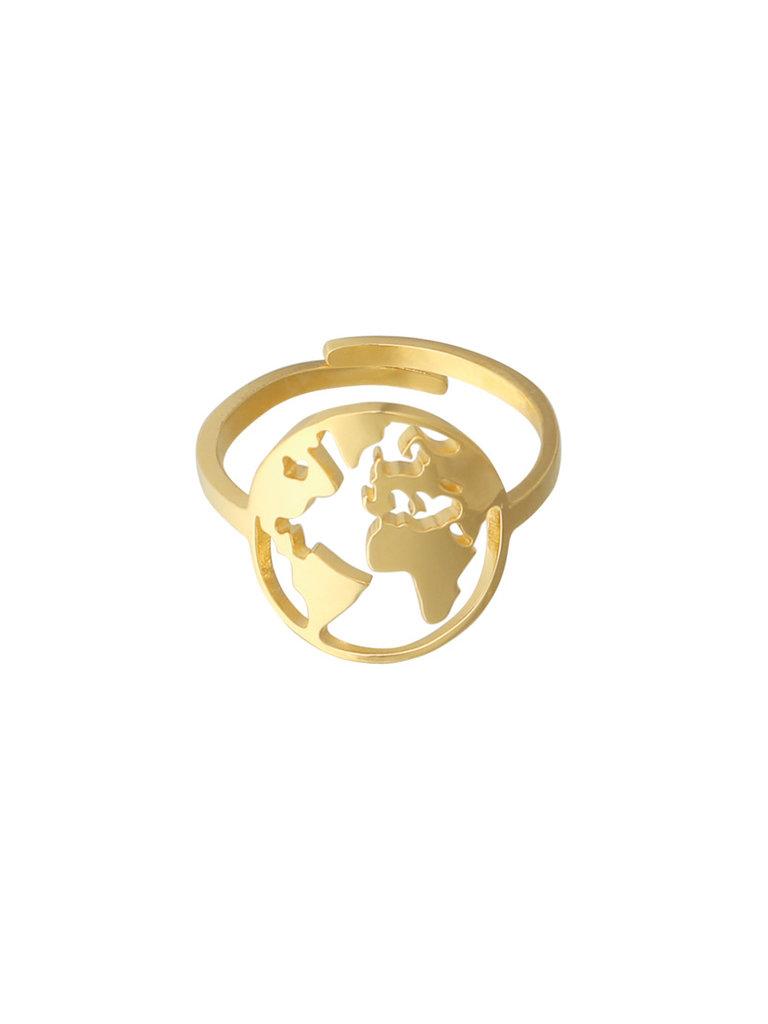 LADYLIKE THE LABEL Ring Beautiful World