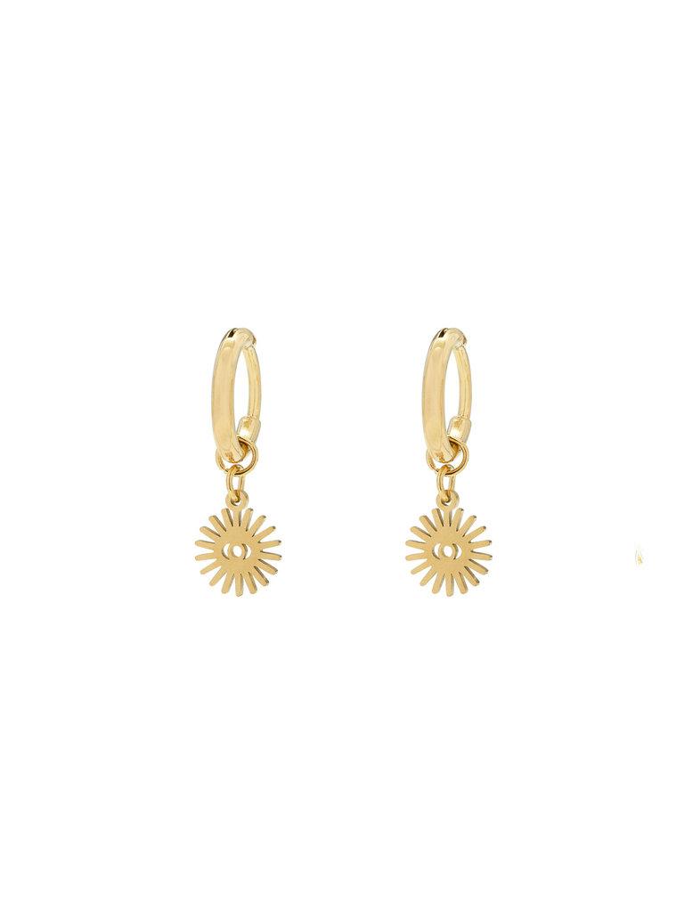 LADYLIKE THE LABEL Earrings Sun Gazer