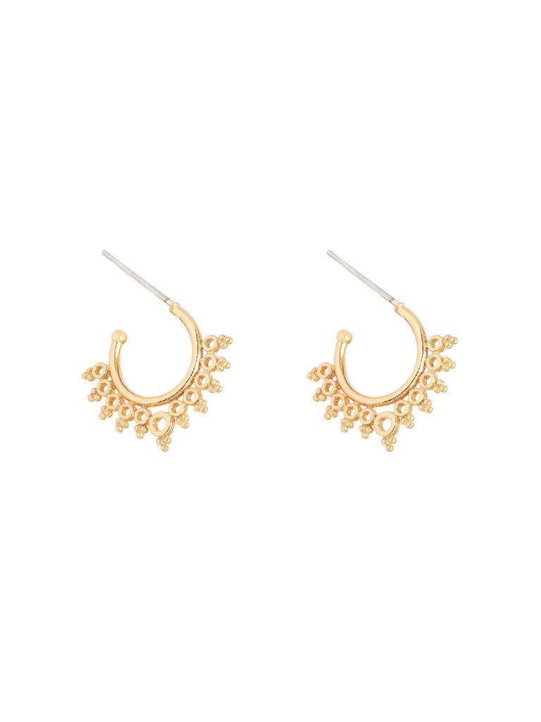 LADYLIKE THE LABEL Earrings Royal Sun