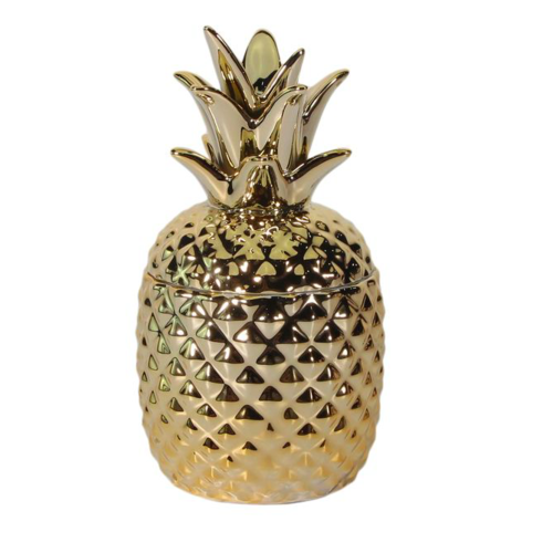 HOUSE VITAMIN - LADYLIKE FASHION Pineapple Jar Gold