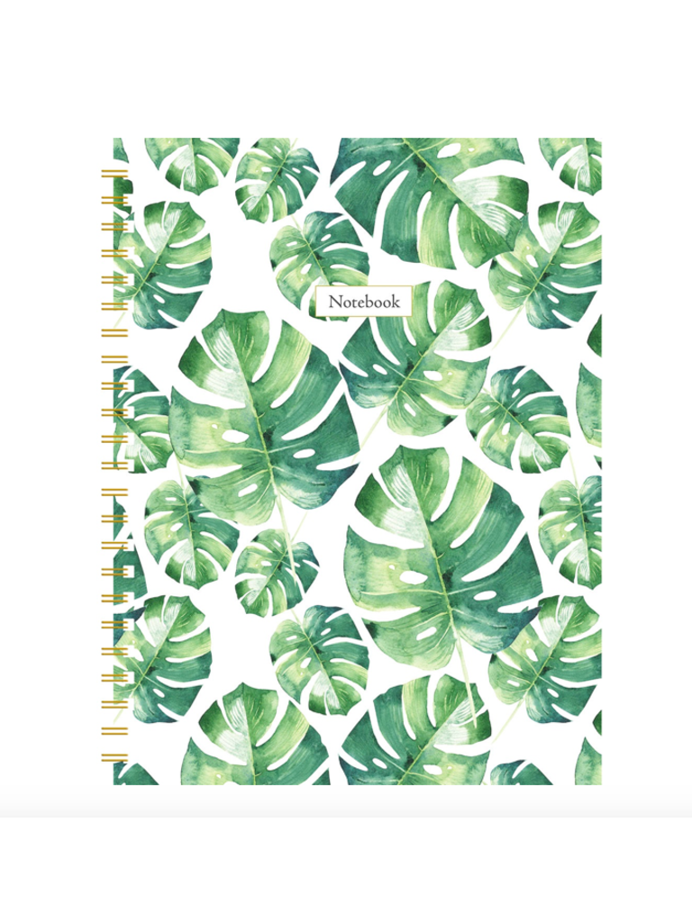 LADYLIKE FASHION Leaves Notebook
