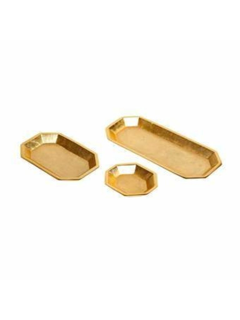 & KLEVERING- LADYLIKE FASHION Brass Tray 3