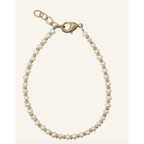 Complete Stone Bracelet Freshwater Pearl