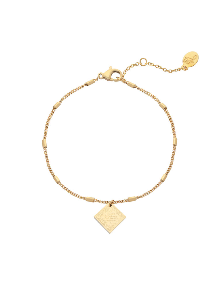 YEHWANG Bracelet I'm Hilarious Gold