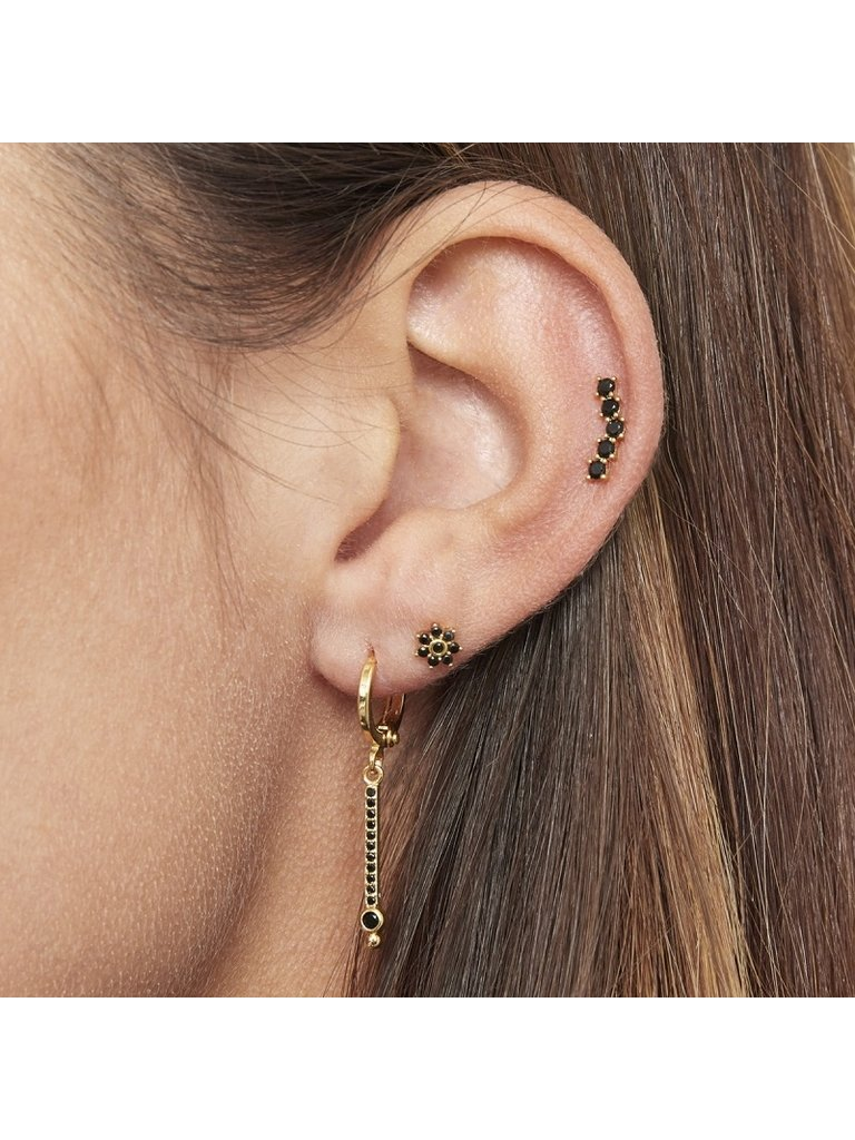 LADYLIKE THE LABEL Piercing Line Gold