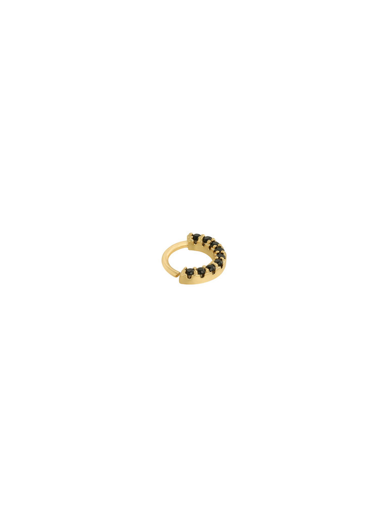 LADYLIKE THE LABEL Earrings Inner Circle Small Gold