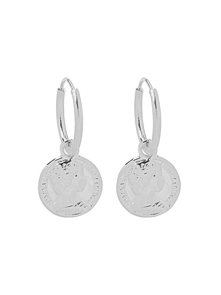 LADYLIKE THE LABEL Earrings Caesar Silver