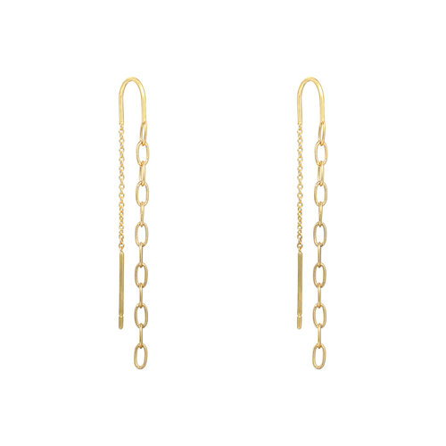 LADYLIKE THE LABEL Earrings Unchained Gold
