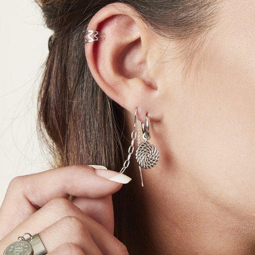 LADYLIKE THE LABEL Earrings The Favorite Silver