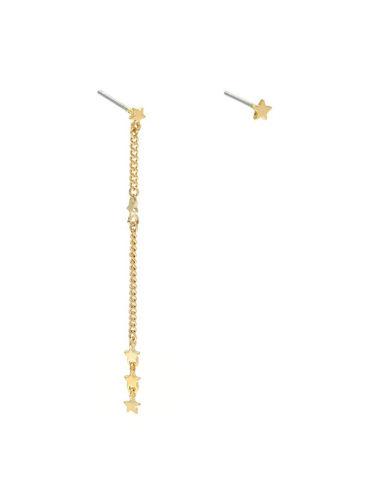 LADYLIKE THE LABEL Earrings Twinkle Twinkle Gold