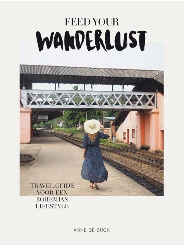 TERRA Feed Your Wanderlust Boek