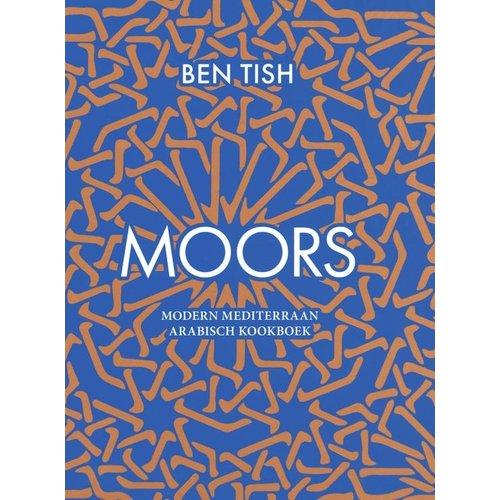 MOORS Modern Mediterraan Cookbook