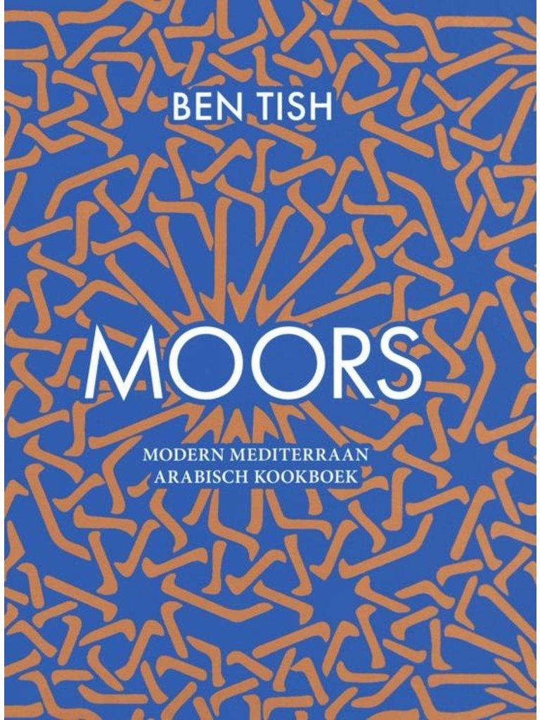 MOORS Modern Mediterraan Kook Boek