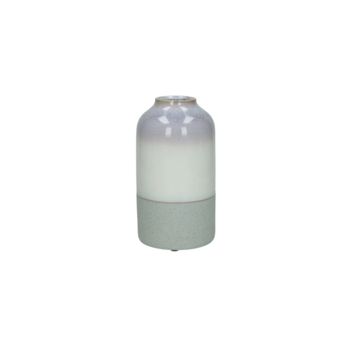 POMAX Vase Creme/Purple Big