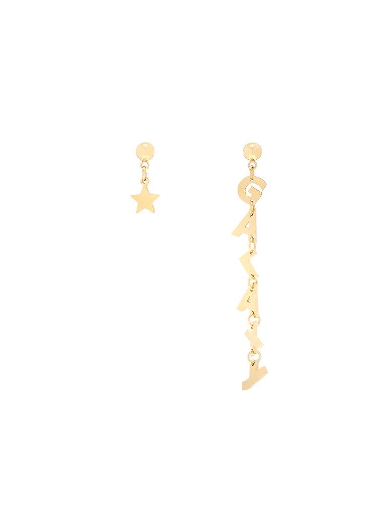 YEHWANG Earrings Galaxy Star