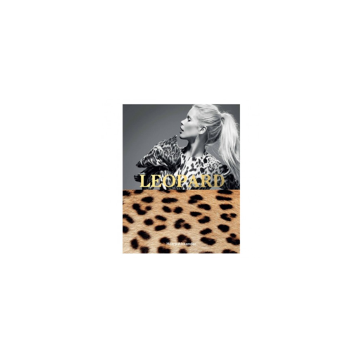 LADYLIKE FASHION Leopard Book
