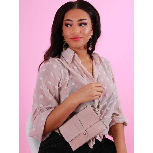 TEATRO Small Shoulder Bag Pink