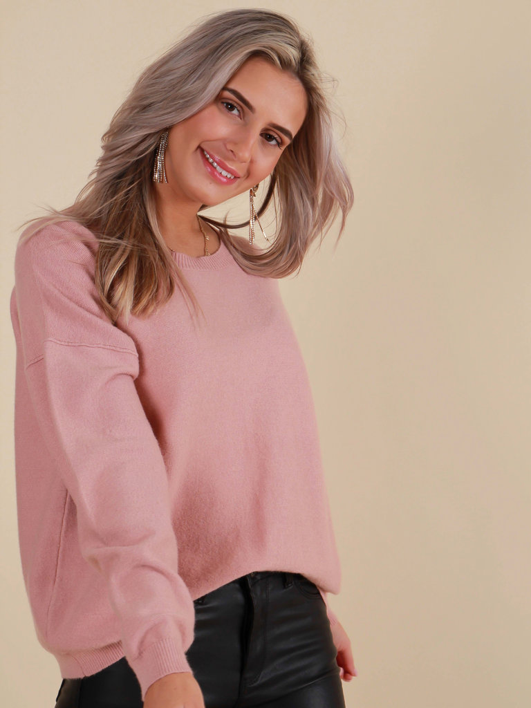 LADYLIKE FASHION Sweater Rose