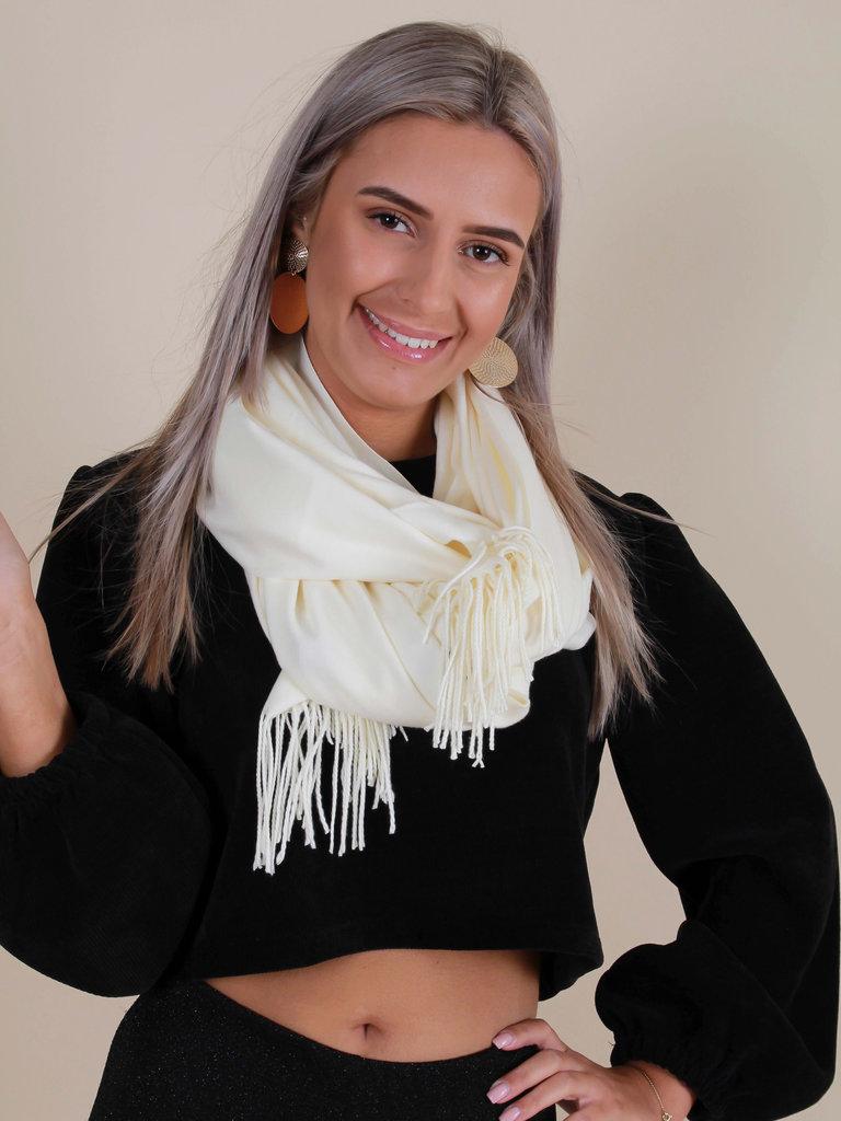 ROMANO Pashmina Sjaal Beige
