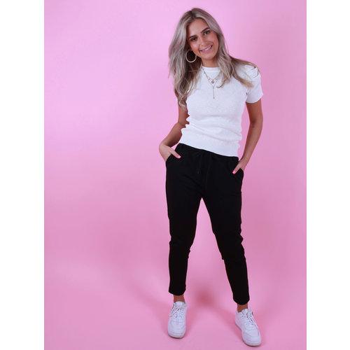 CHERRY KOKO Comfy Trousers Black
