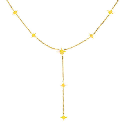 YEHWANG Necklace Starry