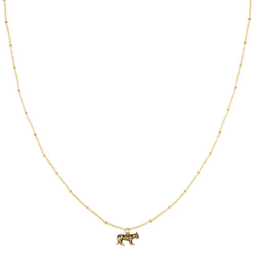YEHWANG Necklace Wild Tiger
