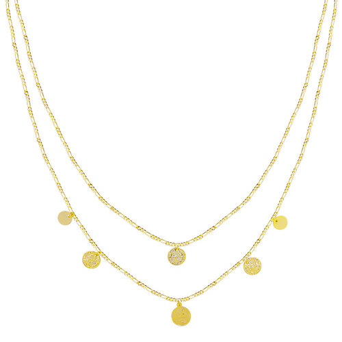 YEHWANG Necklace Royal Coins