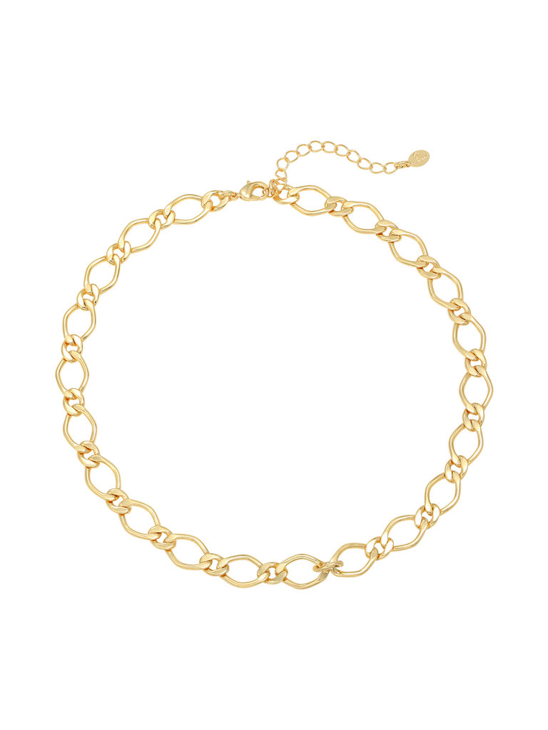 YEHWANG Necklace Chunky Chain
