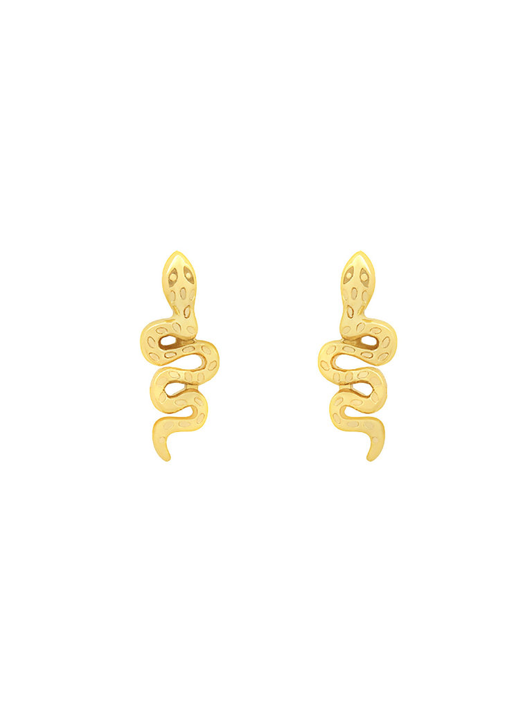 YEHWANG Stud Earrings Hiss