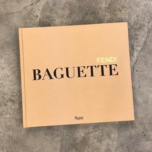 LADYLIKE FASHION Fendi Baguette Book