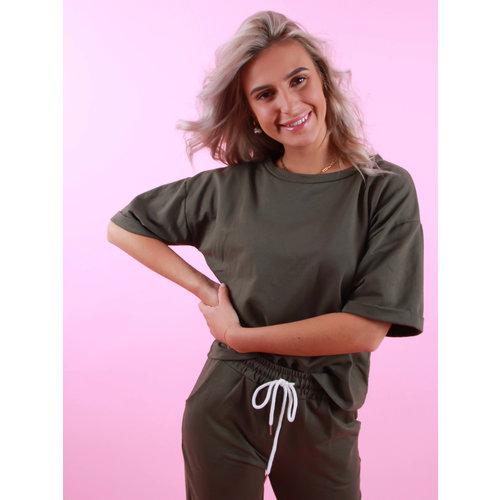 LADYLIKE FASHION Shirt Green