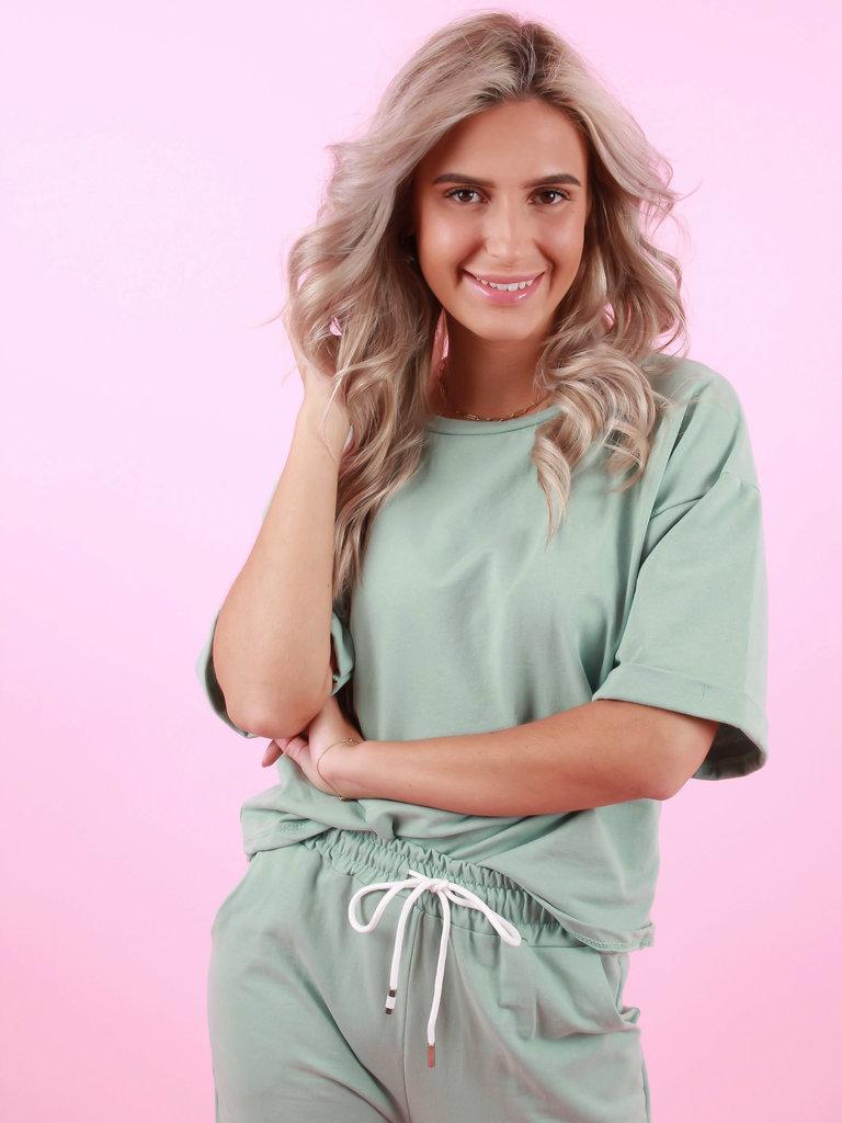 LADYLIKE FASHION Shirt Mint