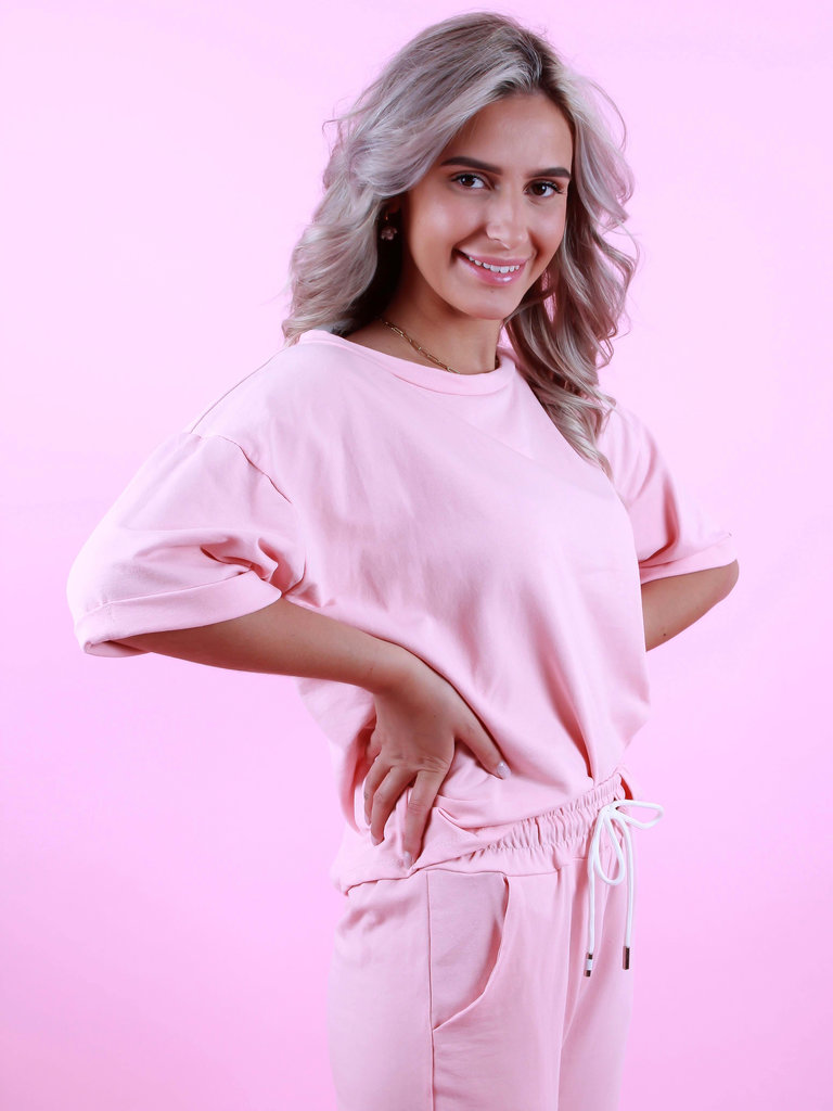 FASHION Shirt Roze