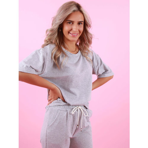 FASHION Shirt Grey