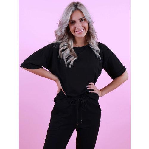 FASHION Shirt Black