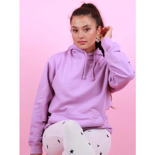 AZUKA Hoodie Purple