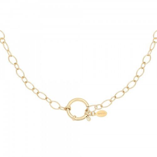 YEHWANG Necklace Chain Ann Gold