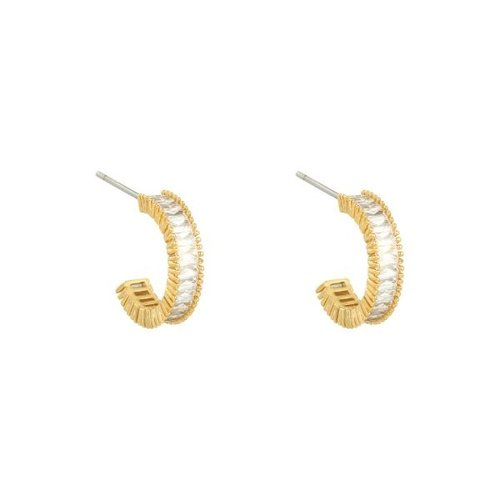 YEHWANG Earrings Classy Gold