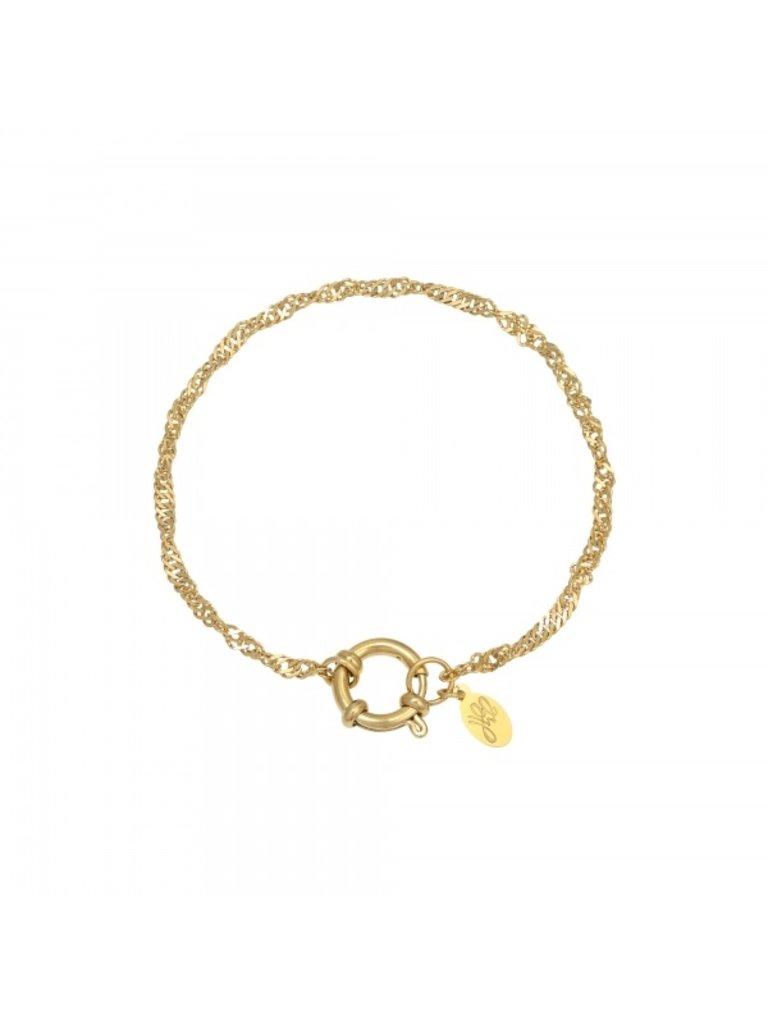 LADYLIKE Bracelet Chain Dee Gold