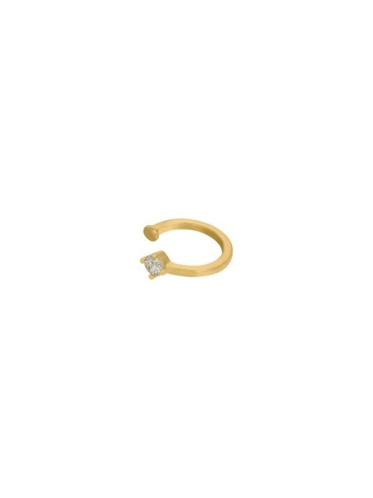 LADYLIKE Earcuff Details Gold/Silver
