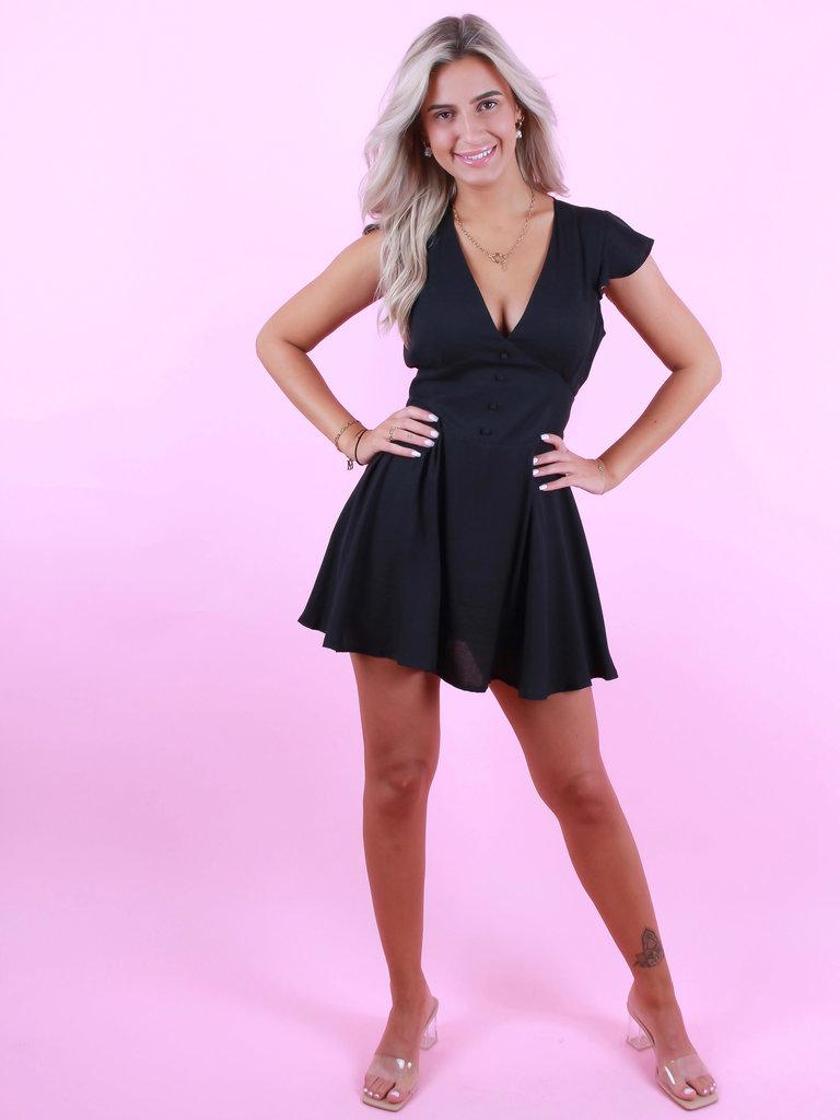 EIGHT PARIS Little Dress Black